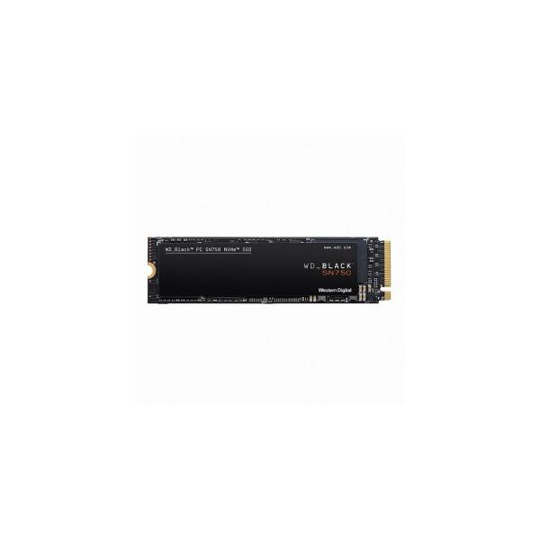 WD BLACK SN750 250GB M.2 NVMe SSD, 단품, 단품