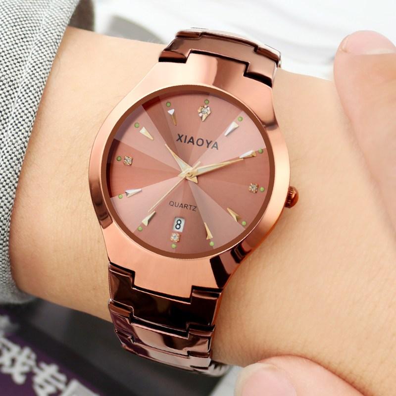 커플시계 2019뉴타입 방수 캐주얼 남성 손목시계 석영 야광 여학생 남자시계 기계아님 시계