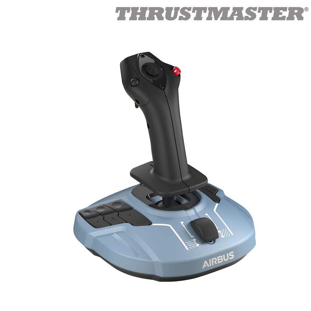 트러스트마스터 TCA 비행 조이스틱 에어버스 에디션 정품