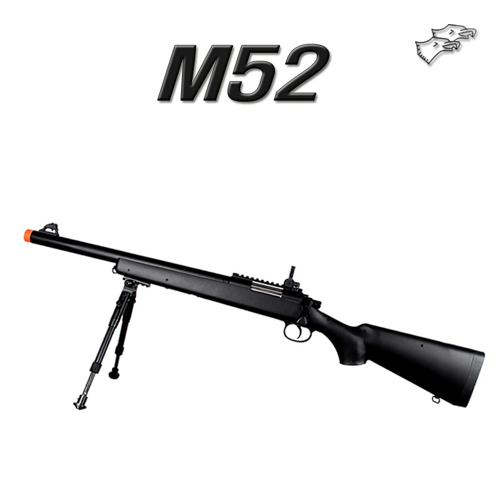 더블이글 M52 스나이퍼건 BB탄총, 1개