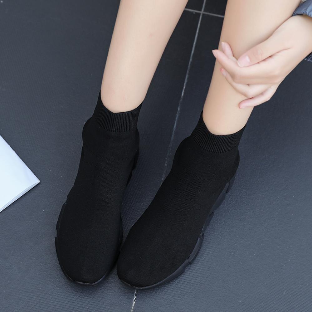 kirahosi 겨울 임산부 운동화 편한 여성 스니커즈 예쁜 여자 신발 364 CGd98cii