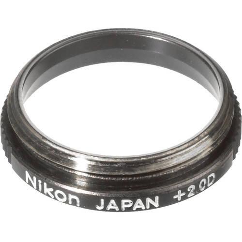 Nikon Nikon +2 Diopter for FM3A FM2 FM FE2 FE & FA, 상세내용참조