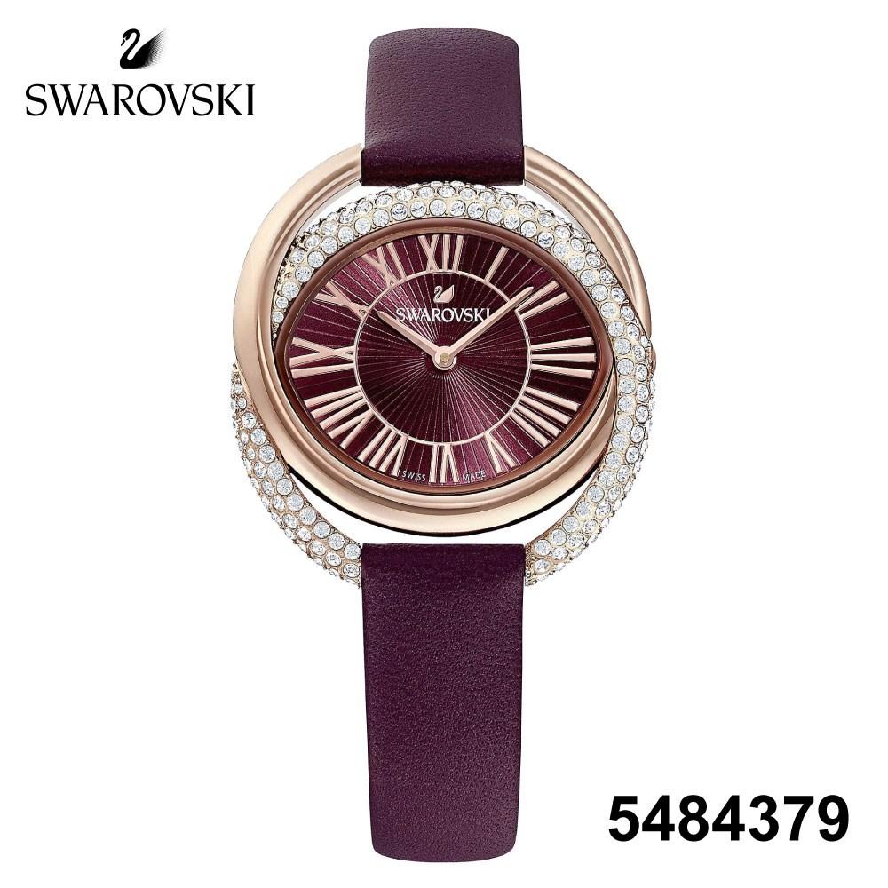 스와로브스키 스와로브스키시계 5484379 여성가죽시계 패션시계 정장시계
