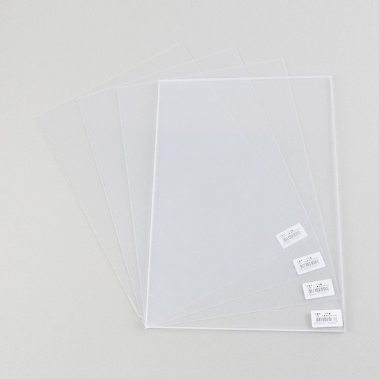 [삼경] 아크릴판 투명 4절 390x540, 상세설명 참조, [6151722]1.3T