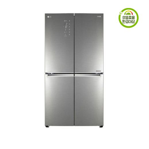LG전자 F871SN55E 매직스페이스 4도어 냉장고 870L