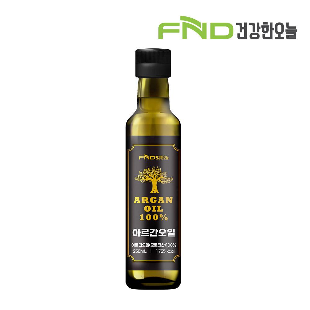 FND건강한오늘 식용 아르간오일 250mL, 1병