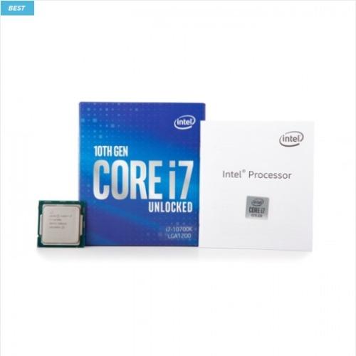 인텔 코어i7-10세대 10700K 어벤져스 에디션 (코멧레이크S) (정품), 단일상품