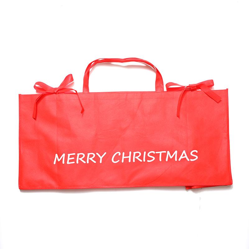 크리스마스트리 보관 가방, 레드