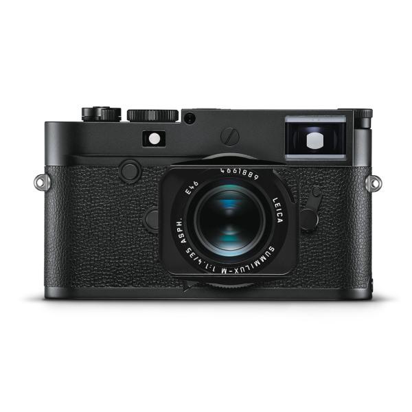 [라이카] [한정수량] Leica M10 모노크롬 MONOCHROM Body Black, 상세 설명 참조