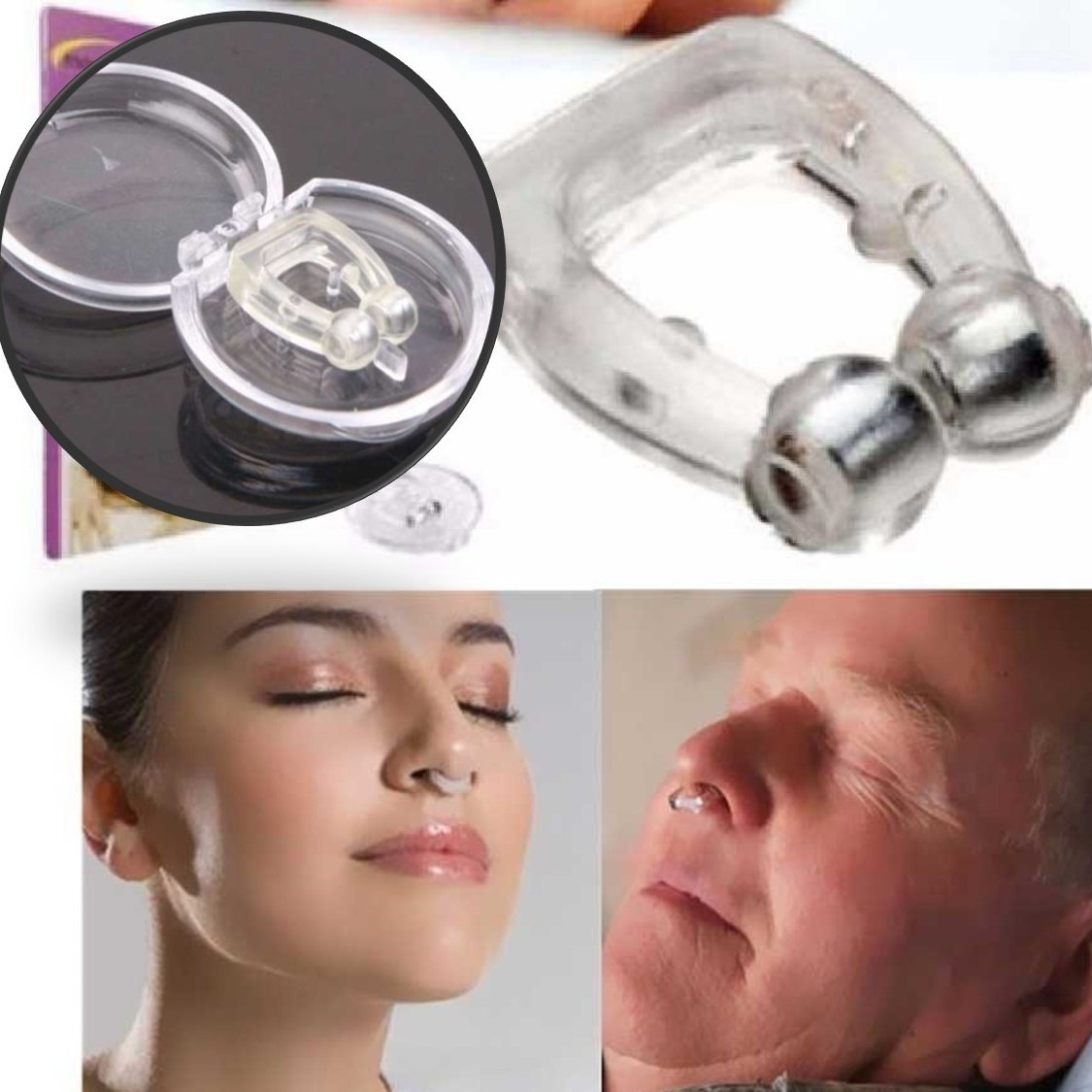 아임홈인 수면 중 코골이 고치는 법 코 안고는 입 벌리고자는 아이 무호흡증 벌리는습관 방지 기구, 1개