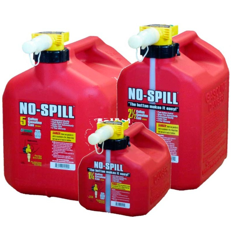 No-Spill 노스필 기름통 등유통 제리캔 5리터 10리터 20리터, 1