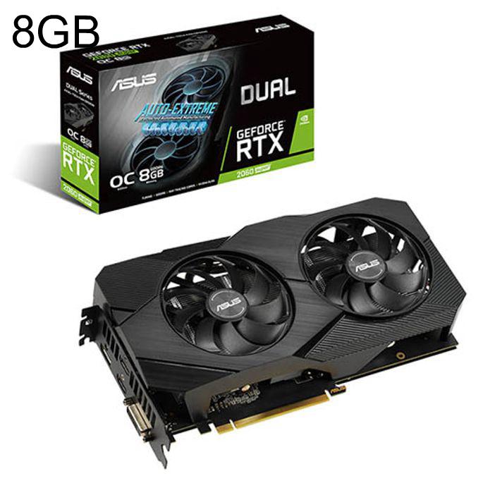 DUAL 지포스 RTX 2060 SUPER O8G EVO V2 D6 8GB