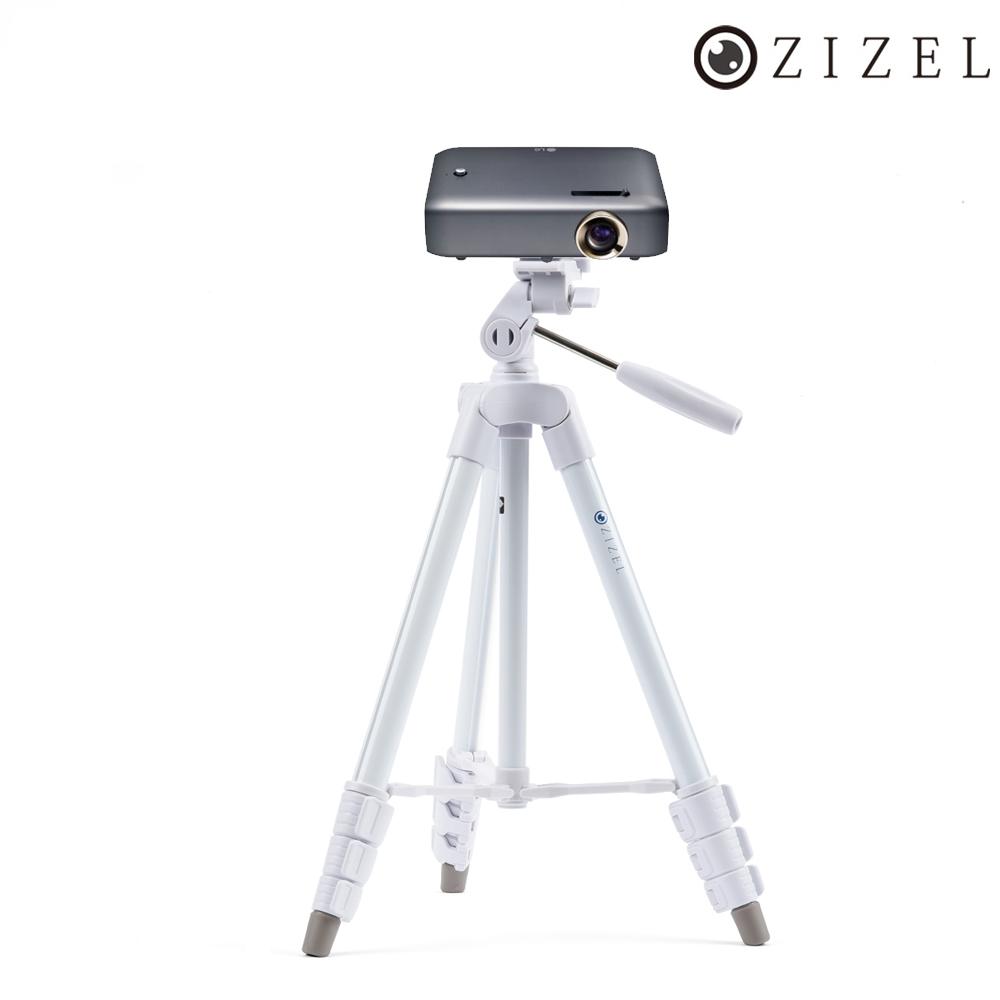 ZIZEL 무료배송 지젤 LG 시네빔 PH550S 화이트 에디션 삼각대, 단일상품