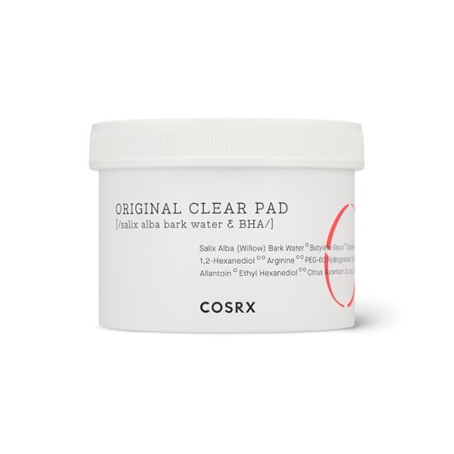 [COSRX] 코스알엑스 원스텝 오리지널 클리어 패드 70매