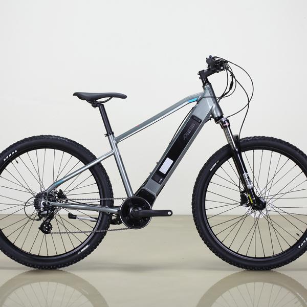 알톤 스페이드 라이트 전기자전거 2018년, 27.5인치/블랙 (PAS전용)