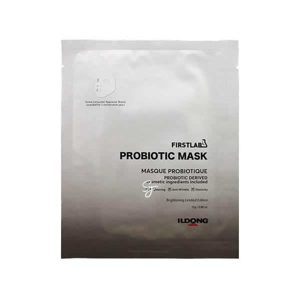 일동제약 최신상 퍼스트랩 프로바이오틱 마스크 시즌3.5 x 1매, 단일상품, 단일상품