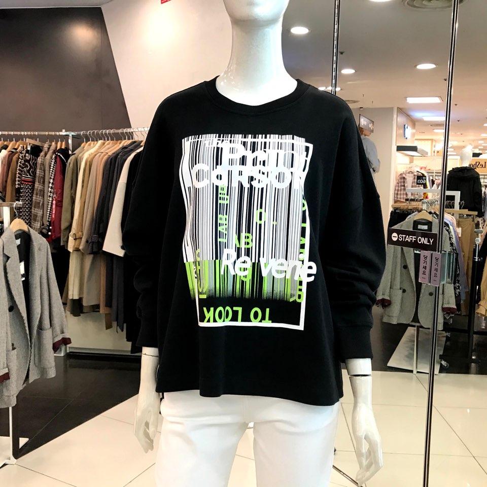 보브 오로라 져지 맨투맨 티셔츠 7159340202