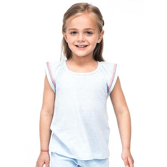 짐보리 (아동)여아용 블라우스 반팔티 GBS2419536