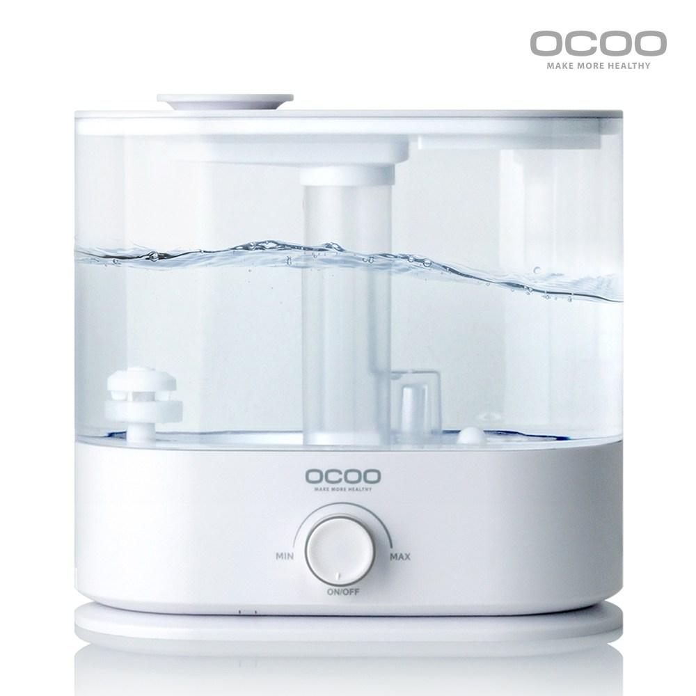 오쿠 아우라 초음파 가습기 간편세척 다이얼 4L OCP-HV400