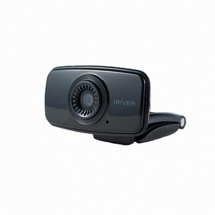 아이리버 IPC-HD01 USB PC캠 웹캠 화상카메라, 단일상품
