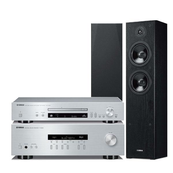 야마하 R-S202+C7030+NS-F51 블루투스CD오디오
