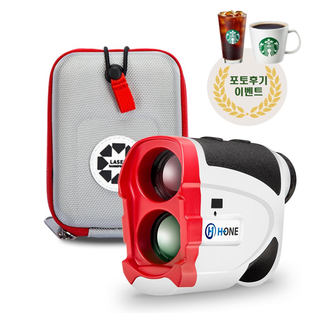 레이저 골프거리 측정기 G600 케이스 세트 포토리뷰 포토리뷰 작성시 스타벅스 쿠폰 지급