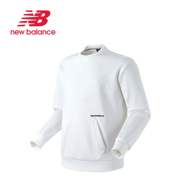 [Newbalance] UNI N로고 포켓 맨투맨 NBNCA12043