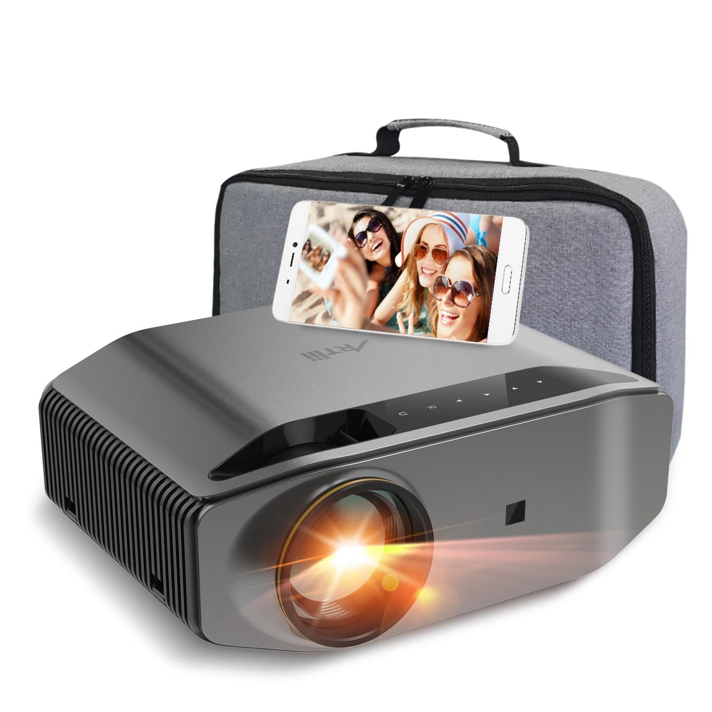 아트리 에너곤 2 풀 HD 1080p 와이파이 블루투스 7000L 프로젝터 아이언 그레이