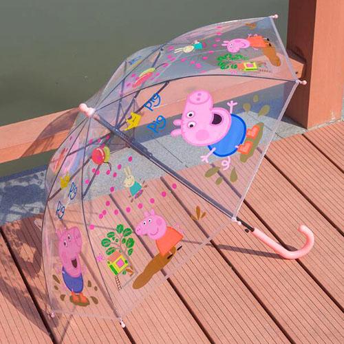 윈창 페파피그 아동우산 유아 우비 귀여운 아동장화 투명우산