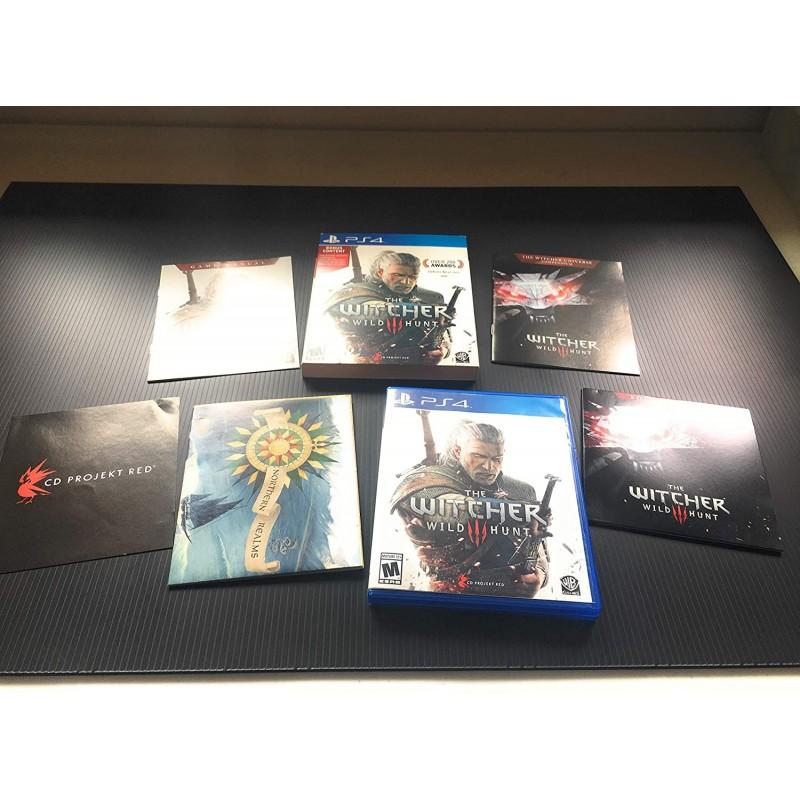더 위쳐 3 : 와일드 헌트-PlayStation 4, 단일상품