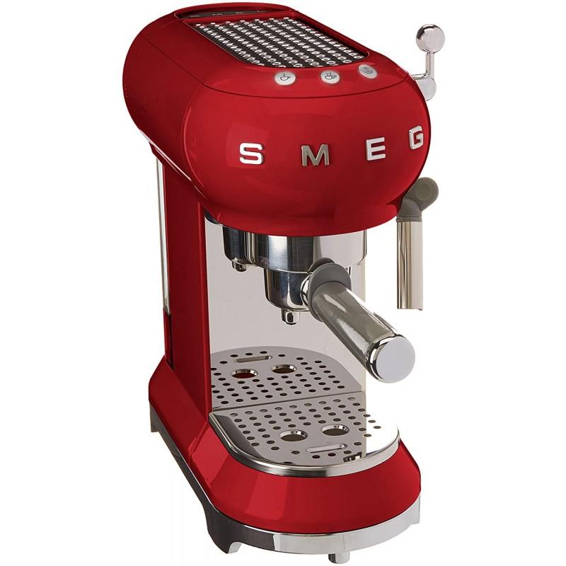 스멕 146874 커피 머신© 익스프레스 ECF01RDEU 레드, 단일상품