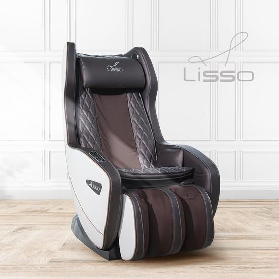 리쏘 LS-3100S 티파니2 미니 안마의자 / 입체 LS프레임, 상세설명 참조, 화이트