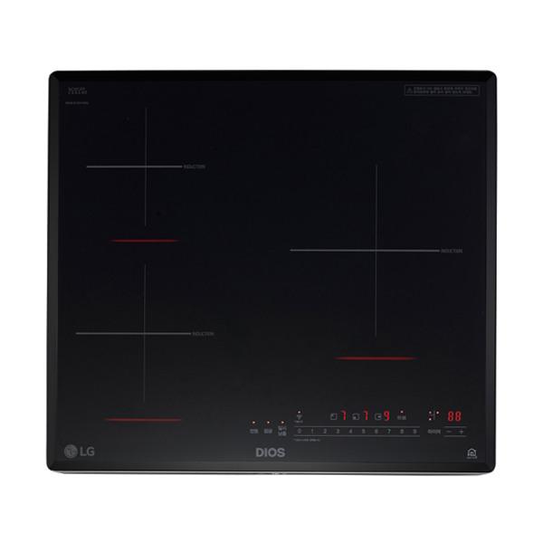 [LG전자] BEI3GT 디오스 인덕션 전기레인지 3구, 상세 설명 참조