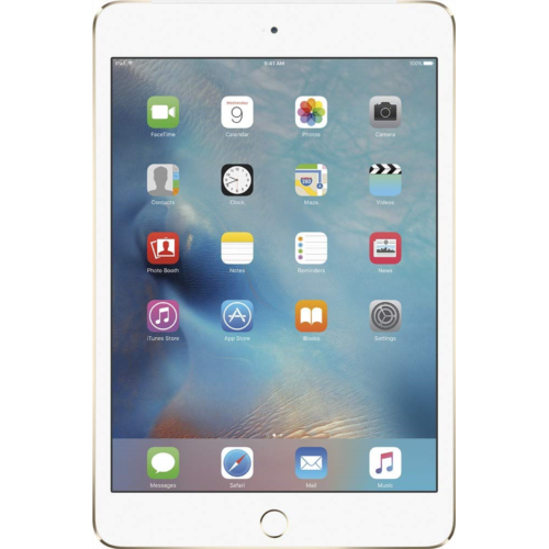 i649323 apple ipad mini 4 with retina display 128gb wi-fi - mk9n2ll/a space, 16GB Wifi Only, Space Grey