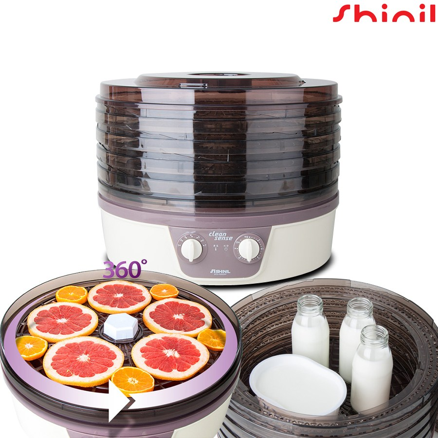 키친아트 식품건조기 모음 KAD-1505D 과일 야채 육류 다양한 건조, SFD-H250RP-타이머