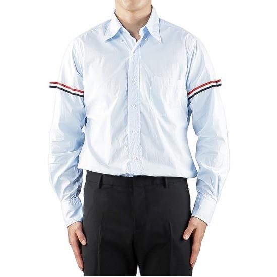 톰브라운 MWL150E00906 480 남성 삼선 셔츠 19FW