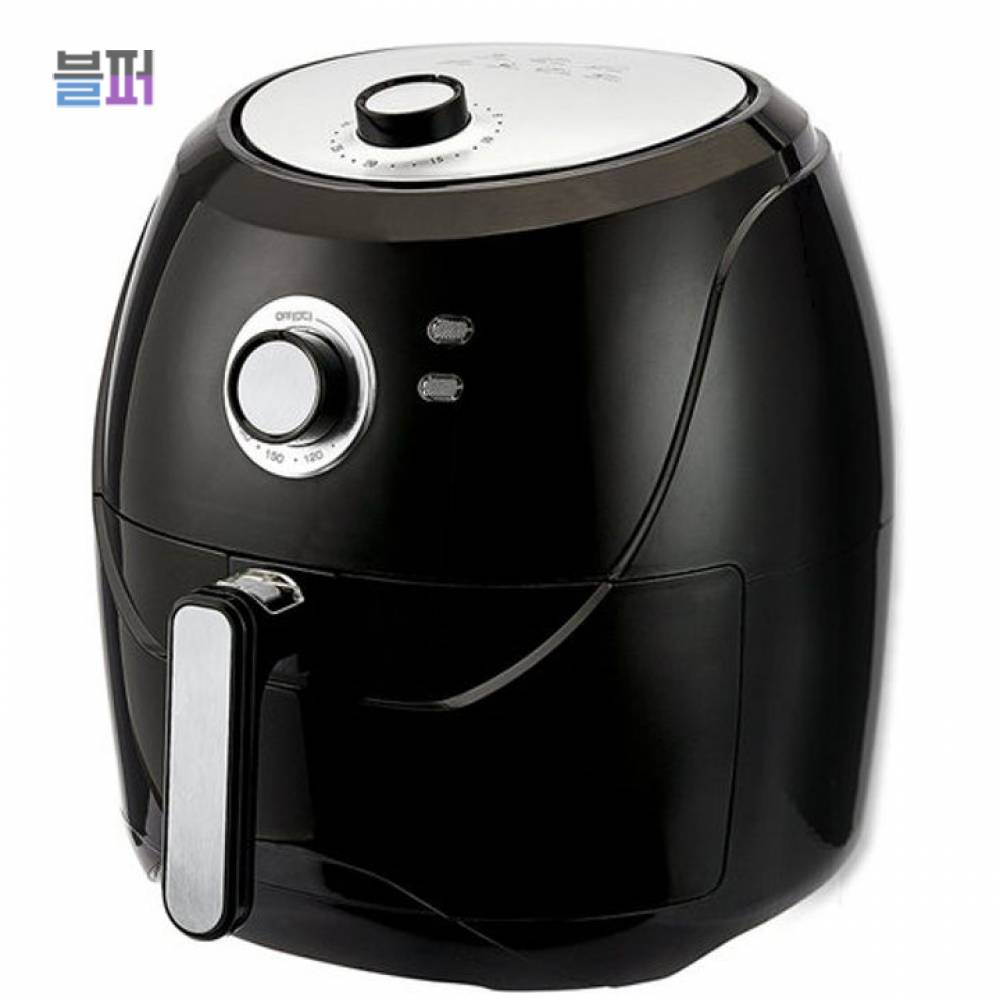 리빙센스_리젠 에어프라이어 3.5L LS-AF325NB 튀김기 에어프라이기 리젠 대용량