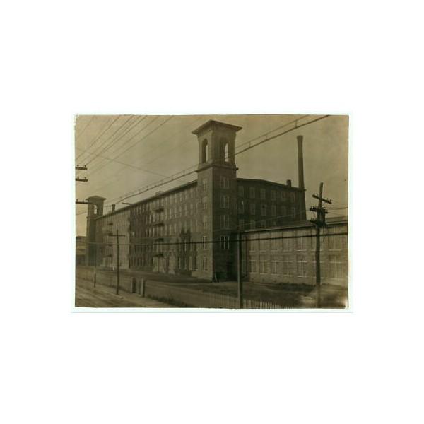 365109 Richard P. Borden Mill Fall River Massachusetts Lewis Wickes Hine June 191 2688