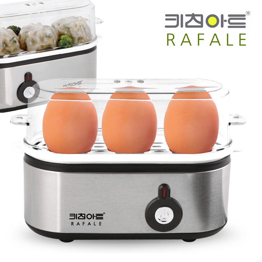 [ 만두찜기 계란찜기 ] 키친아트OY3 스티머 계란 만두 미니찜기(W5D5A3B), 제발옵션확인후주문주세요 신중한결정해주세요