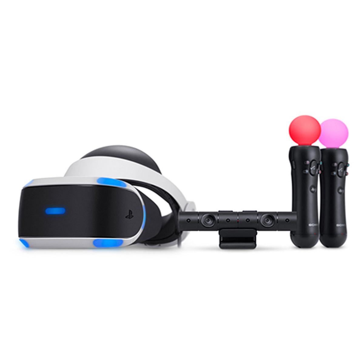 플레이스테이션 VR 올인원 팩, 1세트, CUH-ZVR2H2M