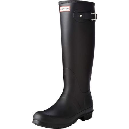 HUNTER (헌터) HUNTER Rain Boots Original Tall HWFT1000RMA - black -