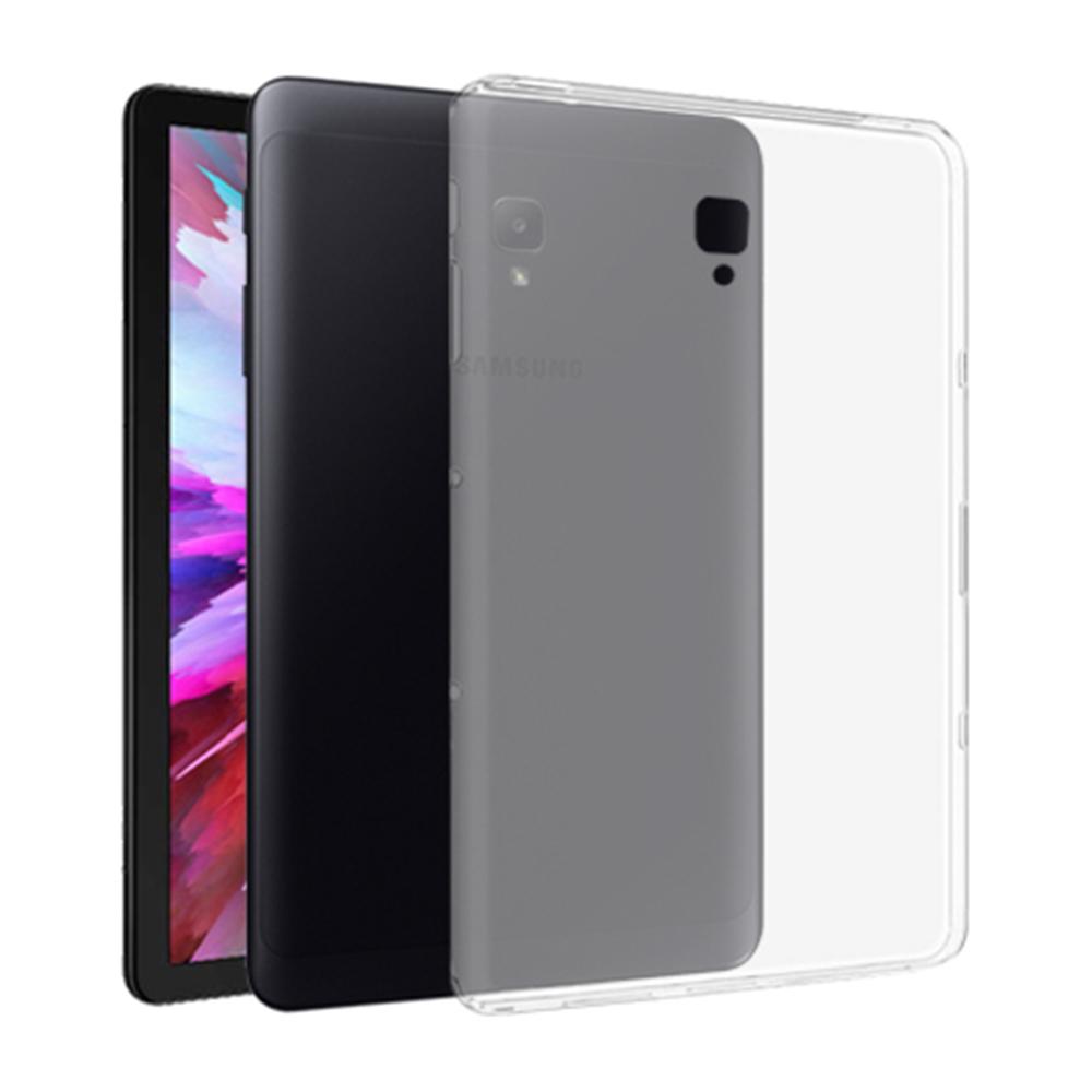 삼성 갤럭시탭 A 8.0 2019 with S펜 WiFi 32GB 블랙 당일배송 (SM-P200), 투명, TPU 투명 젤리케이스
