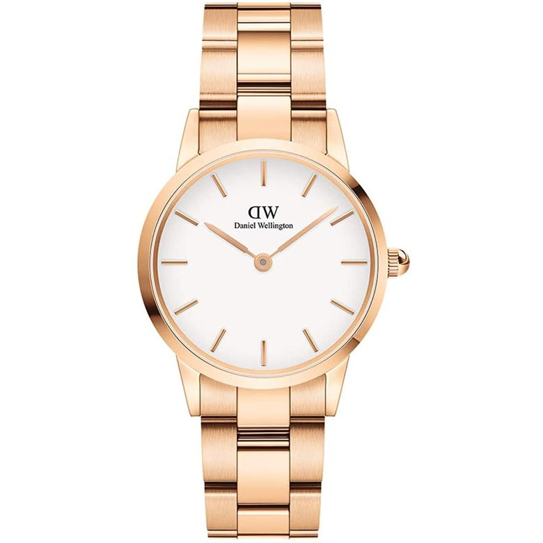 [미국 직구] Daniel Wellington 여성 손목 시계 DW00100209 Rose Gold/Eggshell
