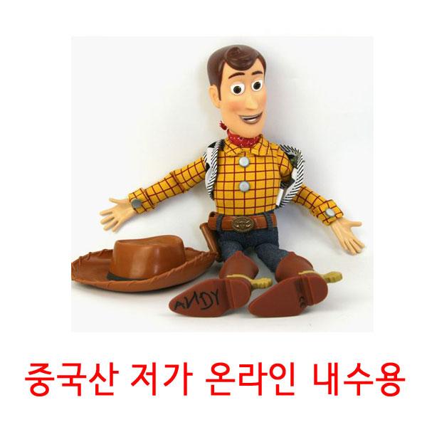 디즈니정품 토이스토리 버즈/우디 피규어(30cm), 옵션1