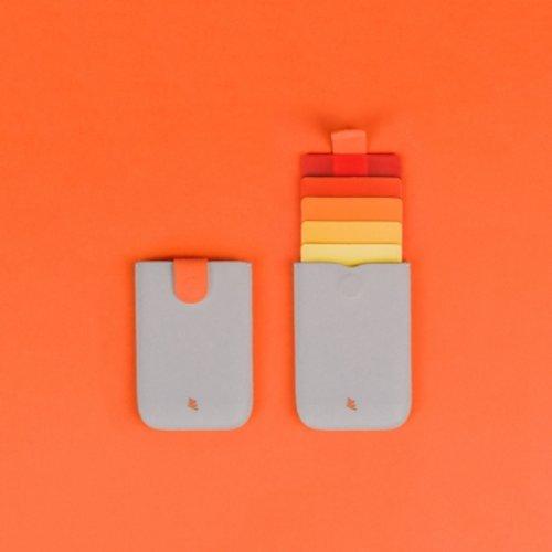 [텐바이텐] DAX v2 슬라이드 카드 명함 홀더 지갑