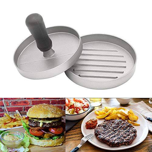 Burger Press Made by Non-stick Aluminum and Plastic Handle /14209364, 상세내용참조