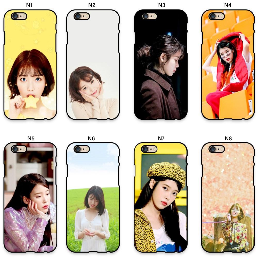 [나만의폰케이스] LG Q7 외 전기종 아이유 2탄 휴대폰 케이스