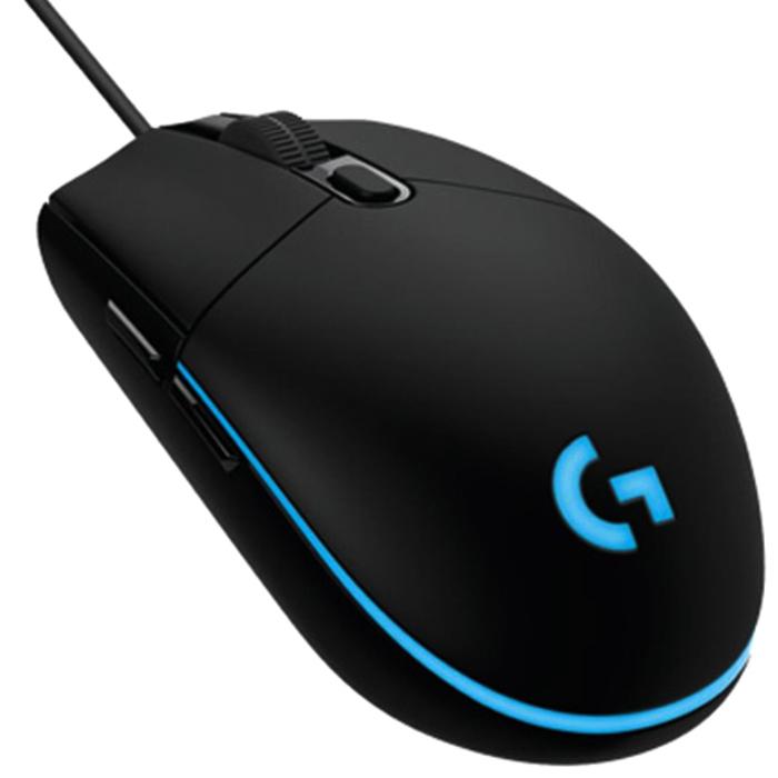 로지텍 Prodigy 유선 게이밍 마우스 G102, 블랙