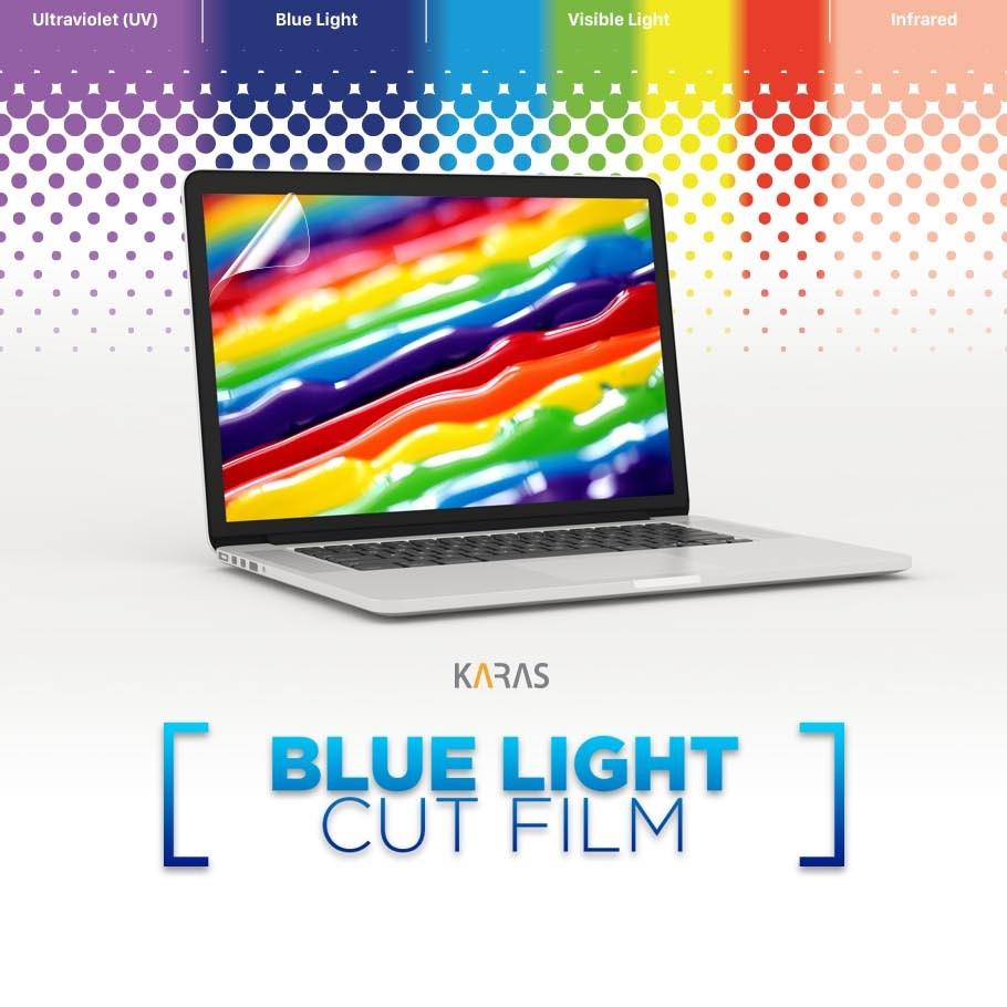 LG 2020 그램 그램17 17ZD90N-VX7CL 전용 블루라이트 차단 필름 액정필름, 단품