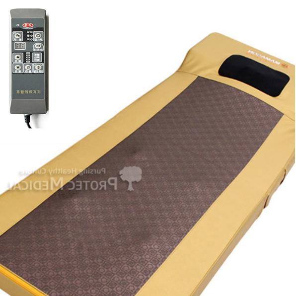 온열 안마매트 전신안마기 한의원안마기 두타매트 목주무름, 고급형 (POP 5043590565)